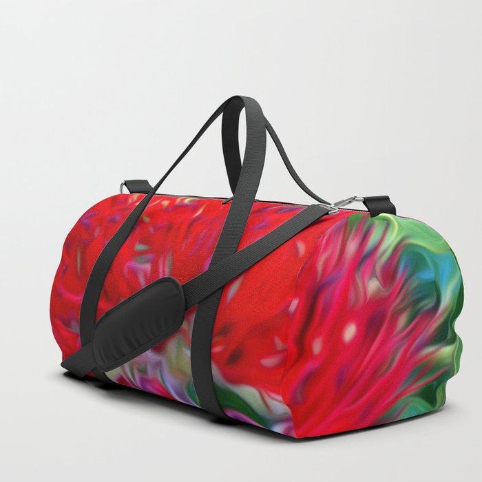 Liko Lehua - Budding Lehua Blossom Duffle Bag