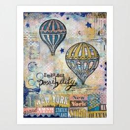 Embrace Possibility Art Print