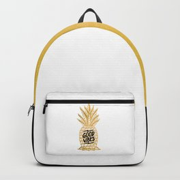 Good Vibes Ananas Backpack
