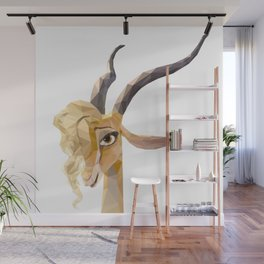 Zootopia~~Gazelle Wall Mural