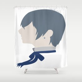 Black Butler: Ciel Phantomhive Shower Curtain