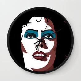 Rocky Horror Wall Clock