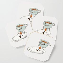 Tea Baggin' Coaster