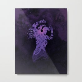 Filled with Music Metal Print