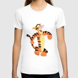 The tigger T-shirt