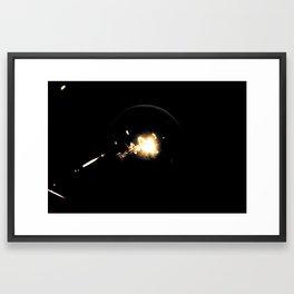 Inner Works Framed Art Print