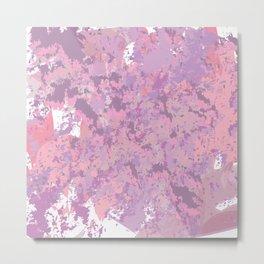 Think Pink! Metal Print