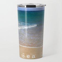 The Sea Life Travel Mug