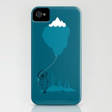 The Diver and his Balloon iPhone (4, 4s) Slim Case