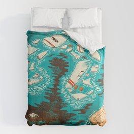 Malaysian Mystery Comforters