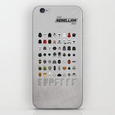 Star Wars: The Rebellion Era iPhone & iPod Skin