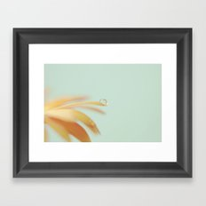 Don't go Framed Art Print