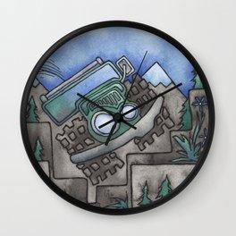 Offroad Wall Clock