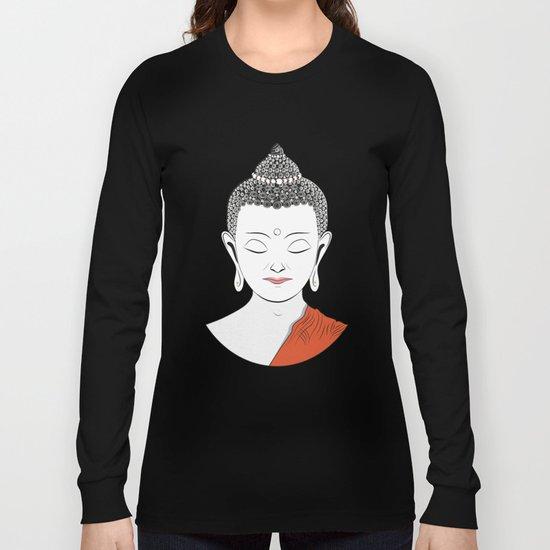 Life of Buddha Long Sleeve T-shirt