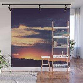Sunset 01 Wall Mural