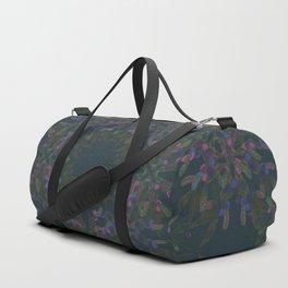 TINY FLORAL Duffle Bag