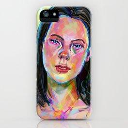 Saint shape iPhone Case