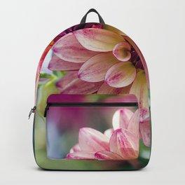 Dahlia / In The Garden / 13 Backpack
