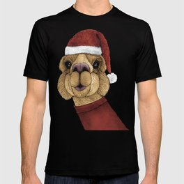 Alpaca Christmas T-shirt
