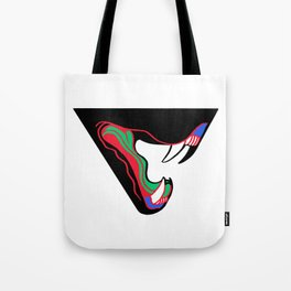 Figure mouths Tote Bag