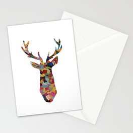 The Stag Stationery Cards