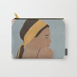 Warm Beauty Carry-All Pouch