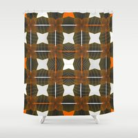f1 Shower Curtains featuring i6 by iairs