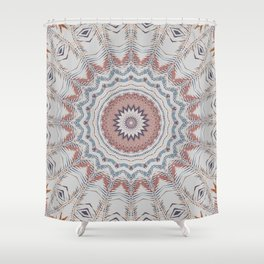 Dreamcatcher Earth Shower Curtain