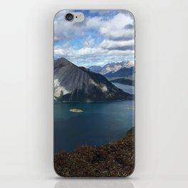 Kananaskis Lakes iPhone Skin