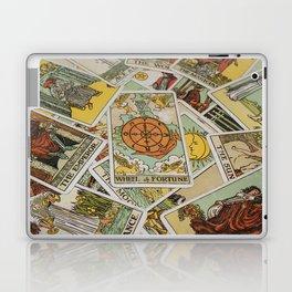 Tarot Cards Laptop & iPad Skin