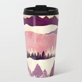 Burgundy Hills Travel Mug