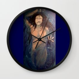 All Choked Up Wall Clock