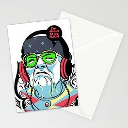 Sending Back Soup Stationery Cards