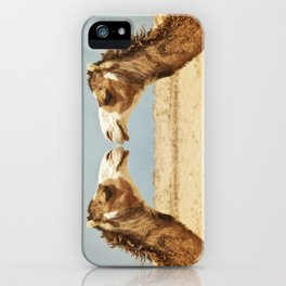 Love and Affection iPhone Case