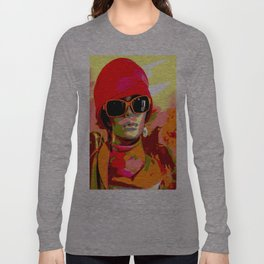 Vintage: Victoria Long Sleeve T-shirt