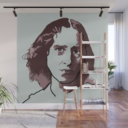 George Eliot Wall Mural