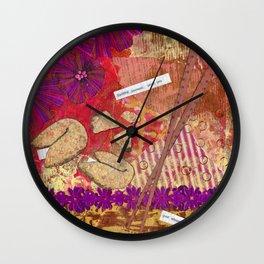 Fabulous Fortunes Wall Clock