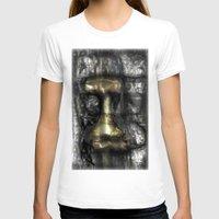camus T-shirts featuring Camus by John Hansen
