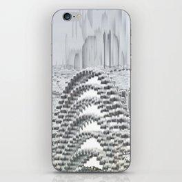 Vitruvius II iPhone Skin