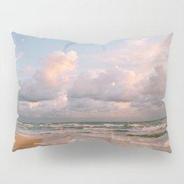 Moon over the Beach Pillow Sham