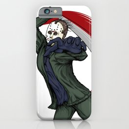 Kill them for mommy iPhone Case