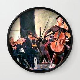 The Soloist Wall Clock