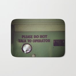Operator Bath Mat