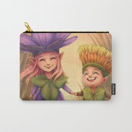 Children of Spring Carry-All Pouch