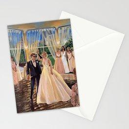David & Brittany Stationery Cards