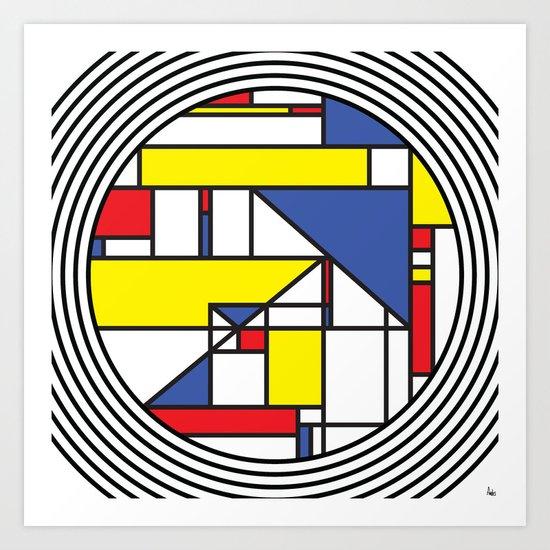 Getz Art Print