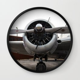 The Prop Wall Clock