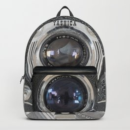 Yashica-Mat twin lens reflex Backpack