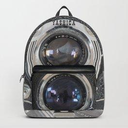 Yashica-Mat Vintage Camera Backpack