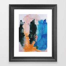 Erase, Rewind Framed Art Print